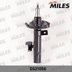 Амортизатор газовый передний правый (FORD FOCUS II 04- 1.4 / 1.6) DG21056 DG21056