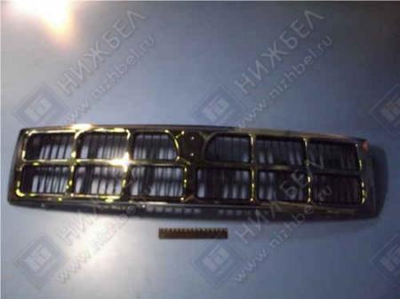 Облицовка решетки радиатора в сборе Г- дв. Штайр Steyr,  330242-8401008