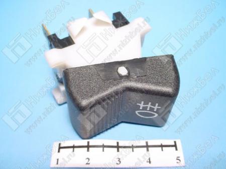 Переключатель (клавиша) 2410, 31029, ВАЗ 2105 п / тум задн П147-10.24