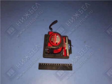 Рулетка MATRIX 7, 5м обрезиненный корпус 31082