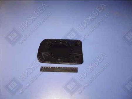 Зеркальный элемент основной с рамкой без электрообогрева , - нового образца 3302-8201228-10