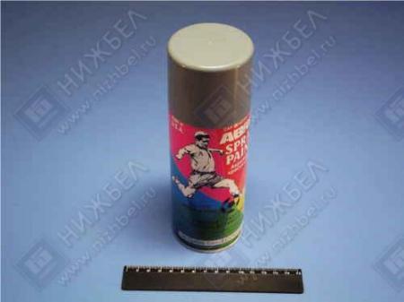 Краска-спрей АBRO стандарт серая (473мл) 84R