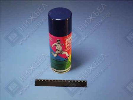 Краска-спрей АBRO стандарт тем.синяя (473мл) 38R