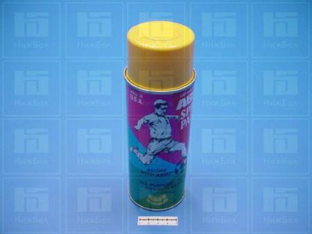 Краска-спрей АBRO стандарт желтая (473мл) 53R