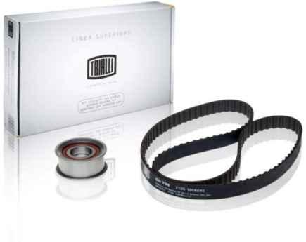 Комплект ремней привода ГРМ 2105 (ремень+ролик) (GD-705) GD-705