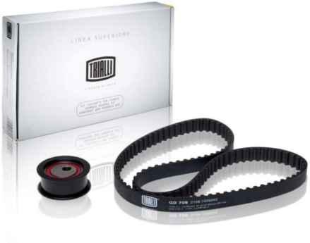 Комплект ремней привода ГРМ 2108-2115 (8 клап)(ремень+1 ролик) (GD-708) GD-708