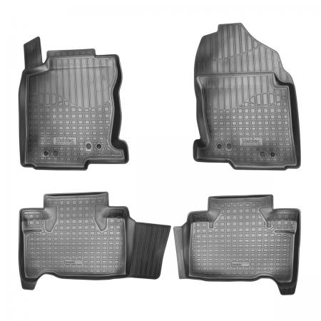 Коврики салона для Lexus NX (2014-) NPA11-C47580