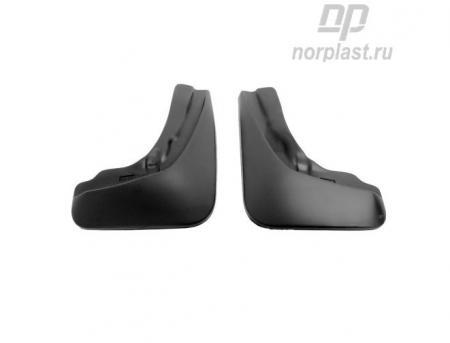 Брызговики, пара Nissan Pathfinder (10) передние, NPL-Br-6146F