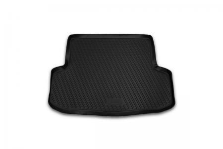 Коврик в багажник CHEVROLET Aveo 2004-2012, сед. (полиуретан) CARCHV00014