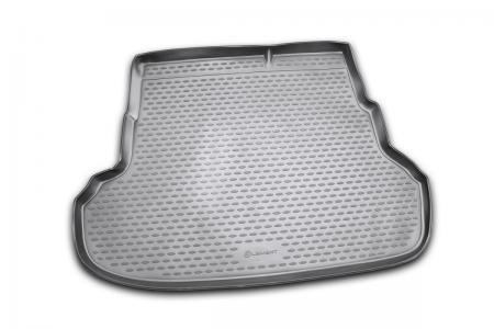 Коврик в багажник KIA Rio, 2011-2014, 2014->, сед. (полиуретан) NLC.25.38.B10