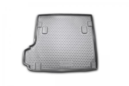 Коврик в багажник BMW X3 2008->, кросс. (полиуретан) NLC.05.16.B12
