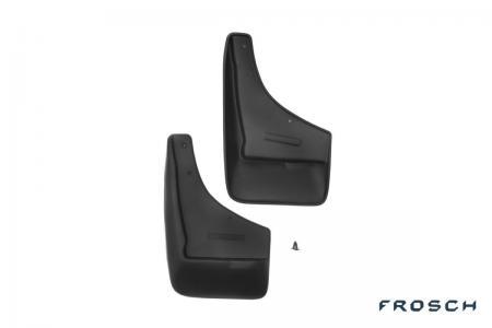 Брызговики передние SSANG YONG Rexton 2006-> (полиуретан) NLF.61.01.F13