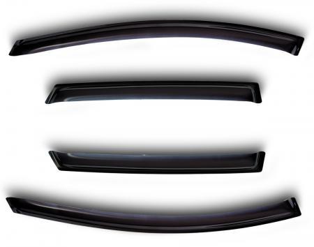 Дефлекторы окон 4 door VW JETTA 2006-2010, NLD.SVOJET0632 NLDSVOJET0632