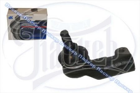 Наконечник тяги рулевой трапеции левый наружный в сборе 21100-3414057-00 / 21100341405700