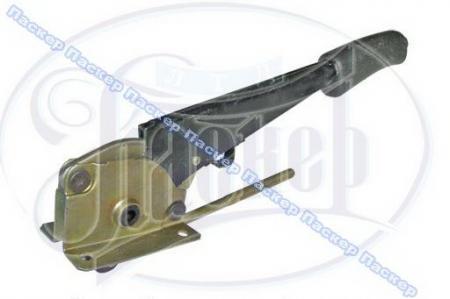 Рычаг ручного привода тормоза с тягой в сборе 21080-3508010-01 / 21080350801001