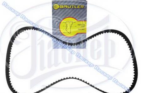 Ремень ГРМ 2112 BAUTLER 16-ти кл BTL-0012BCS BTL0012BCS