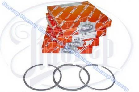 Кольца поршневые 76, 4 MAHLE 2101-1000100-31