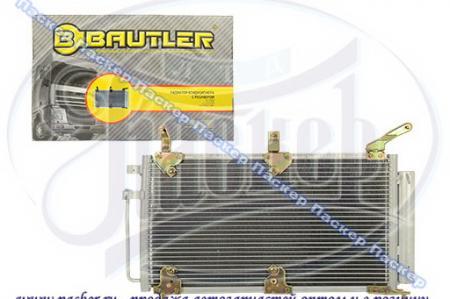 Радиатор кондиционера ВАЗ 1117-1119, «Калина» с ресивером (2008-) BAUTLER BTL-1118ACR BTL-1118ACR