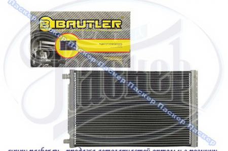 Радиатор кондиционера УАЗ 3163 Patriot (09-) BAUTLER BTL-3163AC BTL-3163AC
