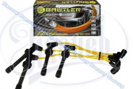 Провода свечные 2110-2112 BAUTLER силикон 7mm 16кл inj BTL-0011IW BTL0011IW