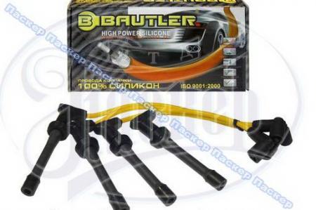 Провода свечные 2110-2112 BAUTLER силикон 8, 5mm 16кл inj BTL-0012IW BTL0012IW