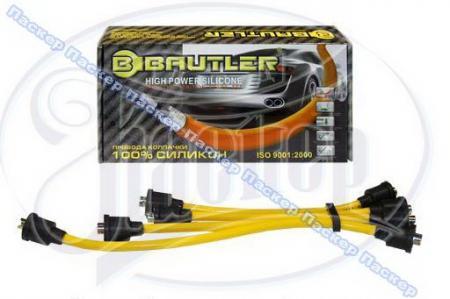 Провода свечные дв.406 BAUTLER силикон без наконечников BTL-4060IW BTL4060IW