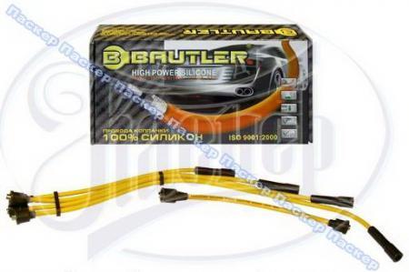 Провода свечные М-412, 2140 BAUTLER силикон BTL-0412IW BTL0412IW