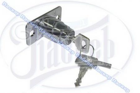 Замок багажника 21099-2115 с ключами ДААЗ,  21099-5606070 / 21099560607000