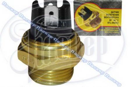 Датчик радиатора 2101-07, 2121-213, М-2141, Таврия BAUTLER 82-87 пониженного режима BTL-8287TS BTL8782TS