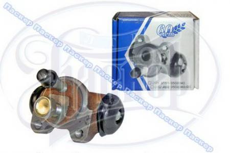 Цилиндр тормозной задний УАЗ-31512, 3909 ф 25 мм (Автодеталь Сервис) 3151-3502040
