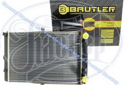 Радиатор 21082 BAUTLER алюминиевый inj BTL0082 BTL0082