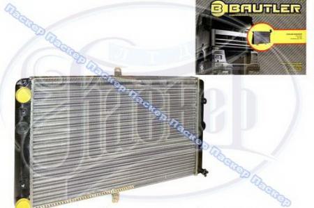 Радиатор 2110-12 BAUTLER алюминиевый универсальный BTL0010 BTL0010