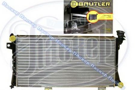 Радиатор 21213 BAUTLER алюминиевый BTL0213 BTL0213