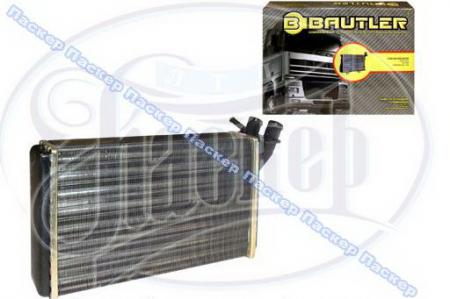 Радиатор печки 2110 BAUTLER алюминиевый BTL0010H BTL0010H