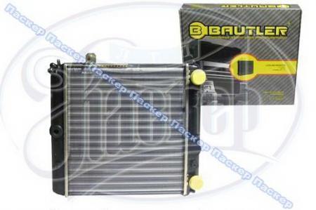 Радиатор 1111 ОКА BAUTLER алюминиевый BTL1111 BTL1111