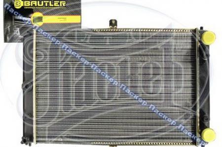 Радиатор 2126 Иж-ОДА BAUTLER алюминиевый BTL0026 BTL0026