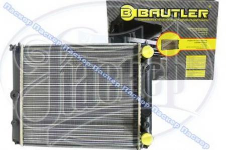 Радиатор 1102 Таврия BAUTLER алюминиевый BTL1102 BTL1102