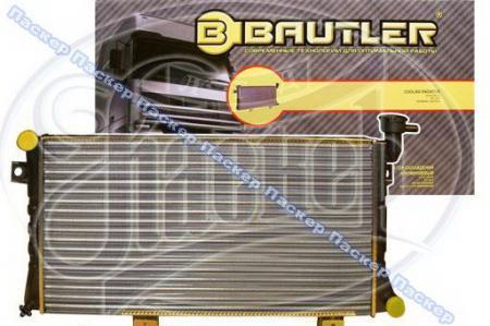 Радиатор 21214 BAUTLER алюминиевый BTL0214 BTL0214