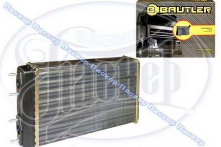 Радиатор печки 2126 Иж-Ода BAUTLER алюминиевый BTL0026H BTL0026H