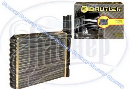 Радиатор печки 2111 BAUTLER алюминиевый BTL0011H BTL0011H