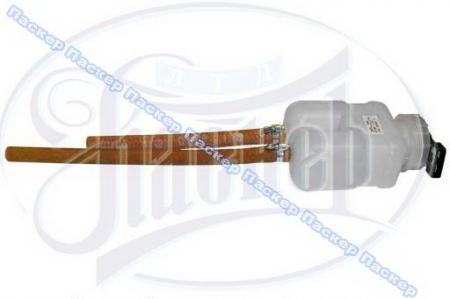 Бачок тормозной 2101-07 в сборе с датчиком и шлангами АвтоВАЗ (ВИС) 21030-3505096-11 / 21030350509611