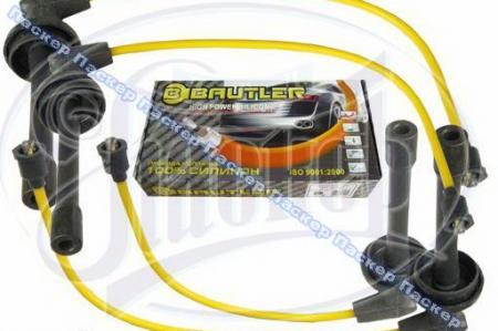 Провода свечные дв.405, 406, 409 BAUTLER силикон с наконечниками BTL-4061IW BTL4061IW