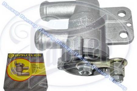 Кран отопителя Г-3307, BAUTLER BTL-3307CH BTL3307CH