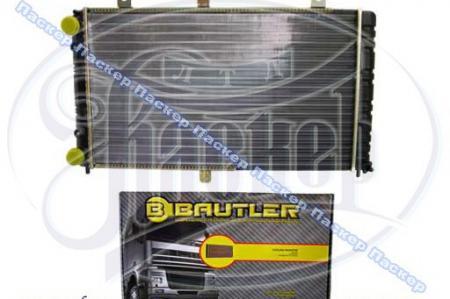 Радиатор 2170 Priora BAUTLER алюминиевый BTL0070 BTL0070
