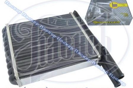 Радиатор печки 1117-1119 Калина BAUTLER алюминиевый BTL1118H BTL1118H