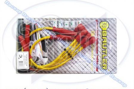 Провода свечные 2108-2111 BAUTLER силикон 9, 8mm 8кл inj BTL-0010IWS BTL0010IWS