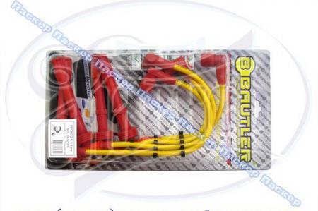 Провода свечные 2110-2112 BAUTLER силикон 9, 8mm 16кл inj BTL-0012IWS BTL0012IWS