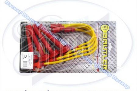 Провода свечные дв.406 BAUTLER силикон 9, 8mm BTL-4061IWS BTL4061IWS