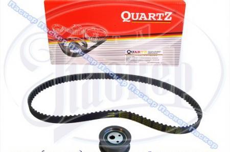 Ремень ГРМ+1 ролик 2108-2111 QUARTZ КиТ-комплект 8-ми кл QZ085521 QZ085521