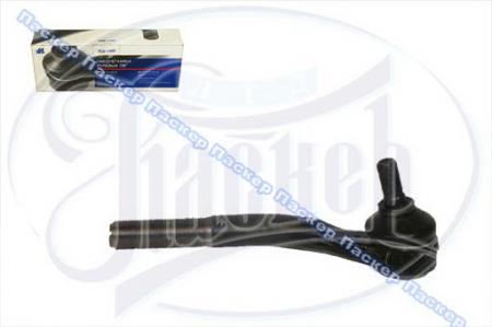 Наконечник тяги рулевой трапеции наружный левый в сборе 21080-3414057-00 / 21080341405700
